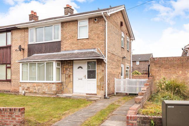 Thumbnail Semi-detached house for sale in Foxroyd Lane Estate, Dewsbury