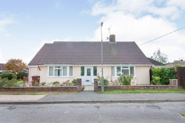 Thumbnail Detached bungalow for sale in West Close, Polegate