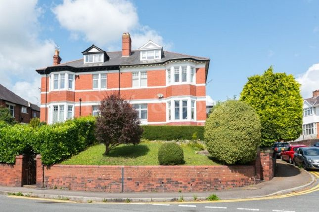 Thumbnail Flat for sale in 8 Fields Road, Newport, Gwent.