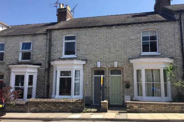 Thumbnail Terraced house for sale in Thorpe Street, Scarcroft Road, York