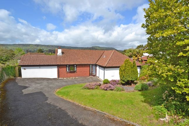 Thumbnail Detached bungalow for sale in Brownlands Close, Sidmouth