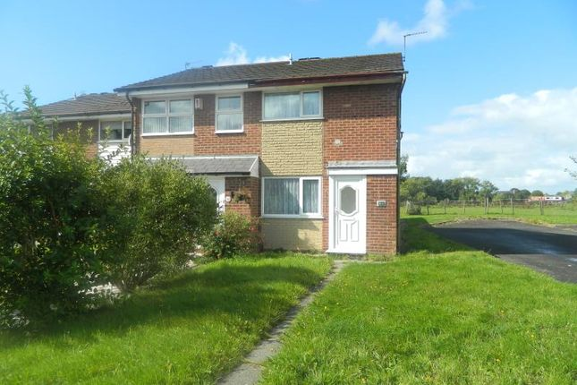 Thumbnail End terrace house to rent in Green Meadows, Westhoughton, Bolton