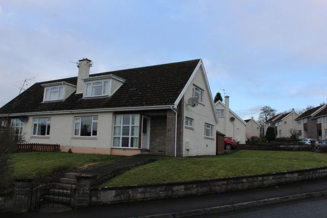 4 bed detached house to rent in Kilmaron Crescent, Cupar, Fife KY15