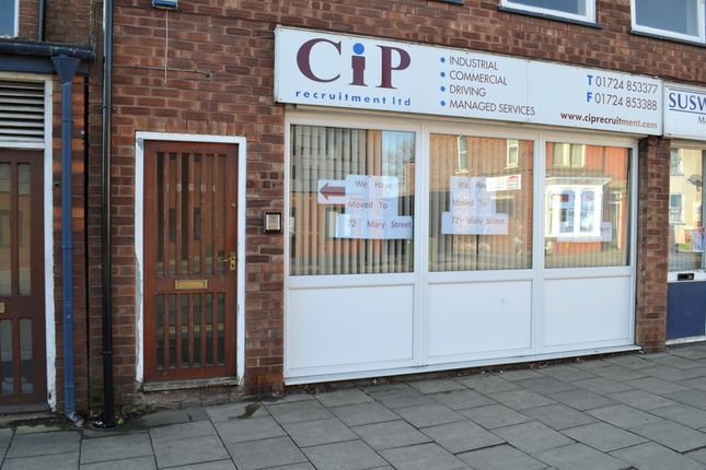 Thumbnail Office to let in Mary Street, Scunthorpe North Lincolnshire