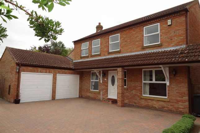 Thumbnail Detached house for sale in Main Street, Knapton, York