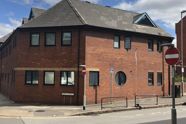 Thumbnail Office for sale in Unit F, King Edward Court, King Edward Street, Nottingham