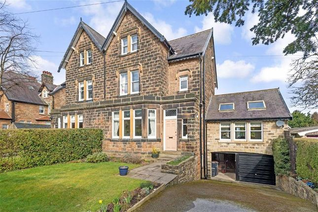 Thumbnail Semi-detached house for sale in Kent Road, Harrogate, North Yorkshire