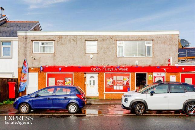 Thumbnail Flat for sale in New Road, Porthcawl, Mid Glamorgan
