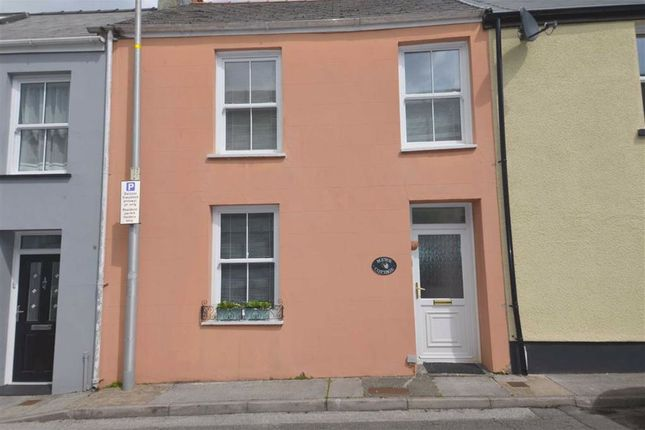 4 bed terraced house for sale in Mews Cottage, 11, Park Place, Tenby SA70