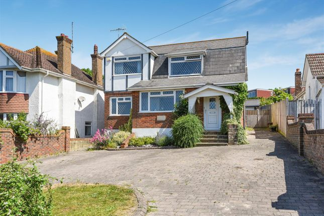 Thumbnail Detached house to rent in Ainsworth Avenue, Ovingdean, East Sussex