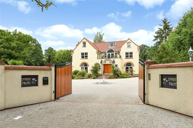 Detached house for sale in Ravenswood Avenue, Crowthorne, Berkshire