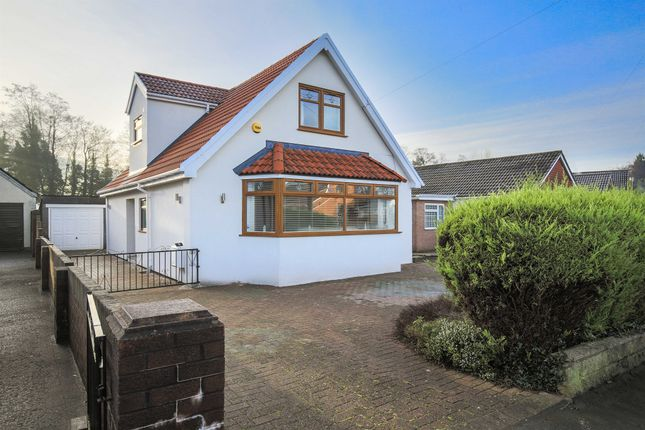 Thumbnail Detached bungalow for sale in St. Margarets Road, Caerphilly