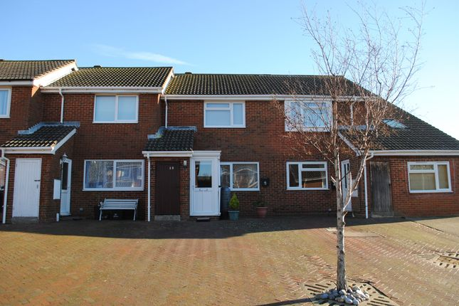 Thumbnail Terraced house for sale in Sunningdale Close, Bexhill-On-Sea