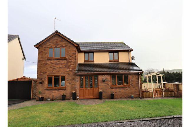 4 bed detached house for sale in Llys Y Felin, Carmarthen SA33