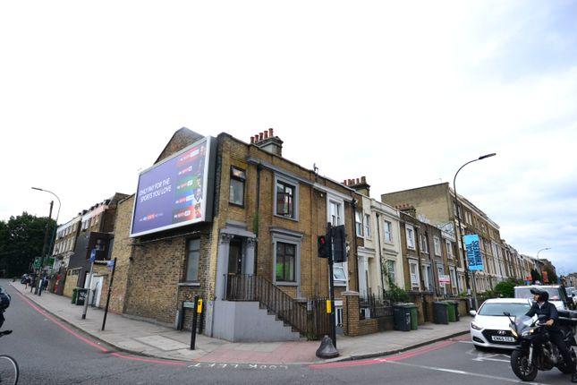 Thumbnail Maisonette to rent in New Cross Road, London
