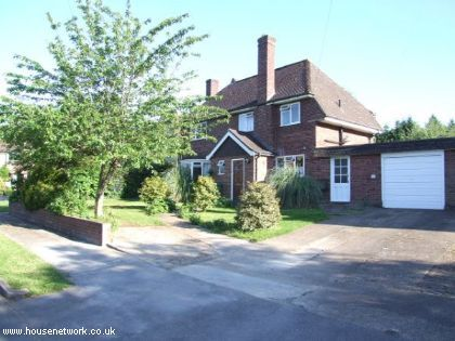 Thumbnail Detached house for sale in Fiona Close, Bookham, Surrey
