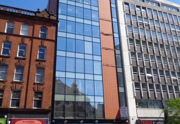 Thumbnail Office for sale in Floor, 14 Great Victoria Street, Belfast, County Antrim