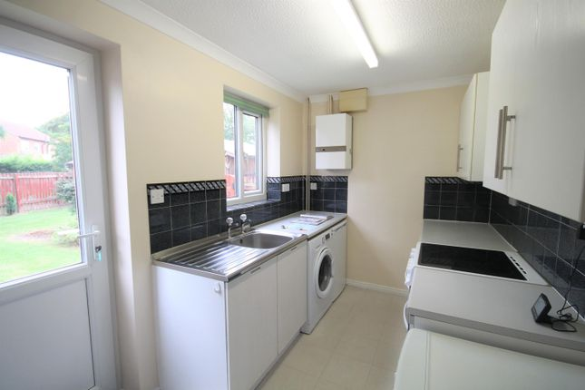 Thumbnail Semi-detached house to rent in Firbank Close, Strensall, York