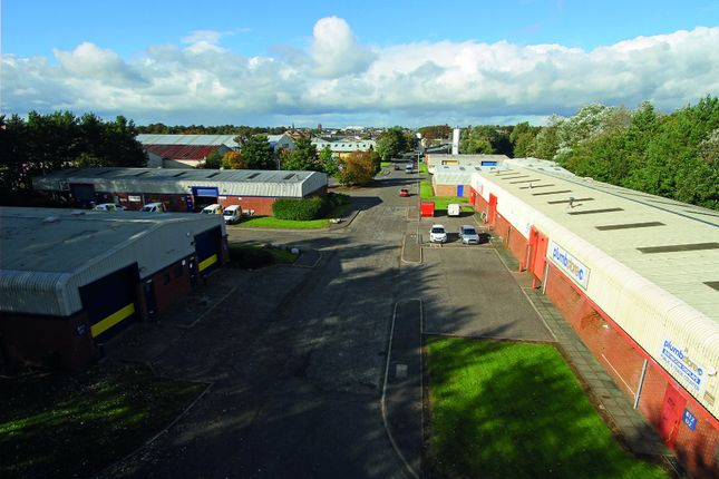 Thumbnail Industrial to let in Glencairn Industrial Estate, Glenfield Place, Kilmarnock