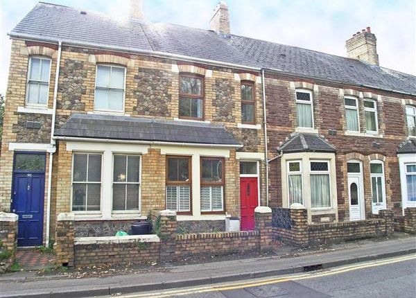Thumbnail Terraced house to rent in The Mount, Cardiff Road, Llandaff, Cardiff