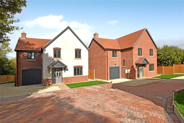 Thumbnail Detached house for sale in Park Rise, Malvern Road, Powick, Worcester