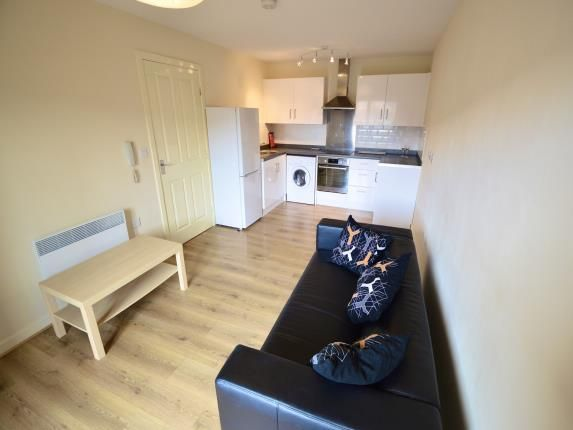 Lounge of Clough Close, Middlesbrough TS5