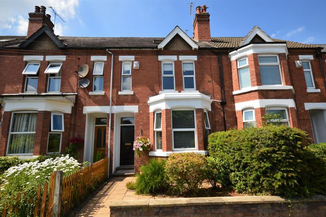 Thumbnail Terraced house for sale in Radcliffe Road, Earlsdon, Coventry