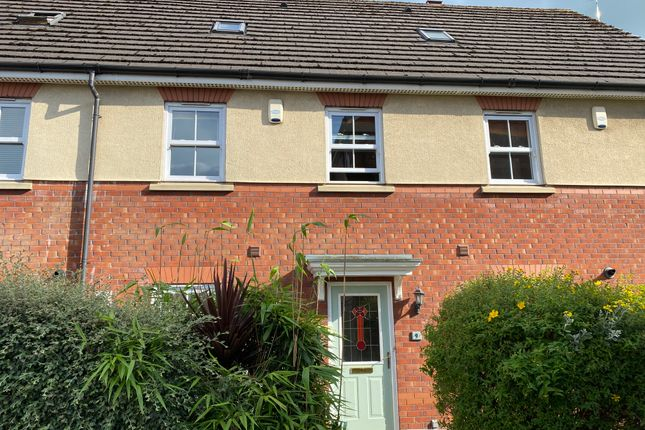 Thumbnail Town house to rent in Coopers Place, Warrington