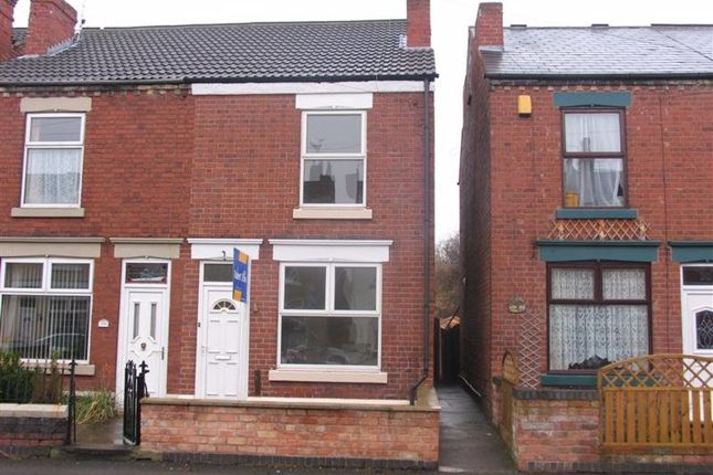 Thumbnail Semi-detached house to rent in Conway Street, Long Eaton