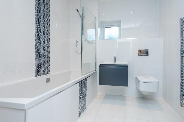 Bathroom of Fallow Park, Rugeley Road, Hednesford, Cannock WS12