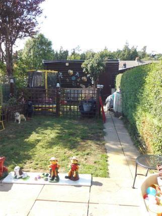 Rear Gardens of Homestead Road, Caterham, Surrey CR3