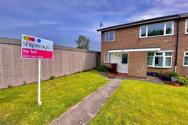 Thumbnail Maisonette to rent in Myton Drive, Shirley, Solihull