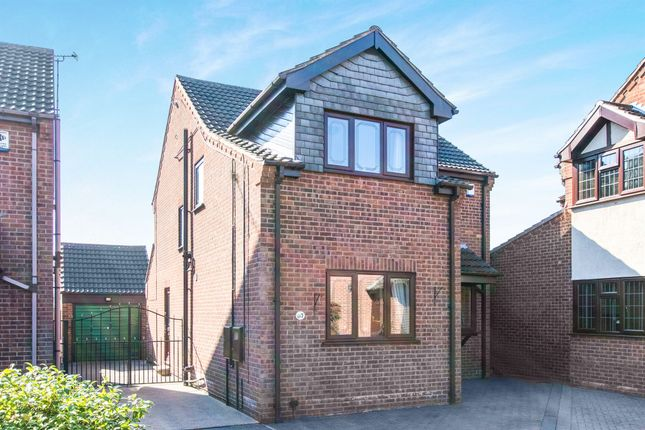 Thumbnail Detached house for sale in Adams Court, Ilkeston