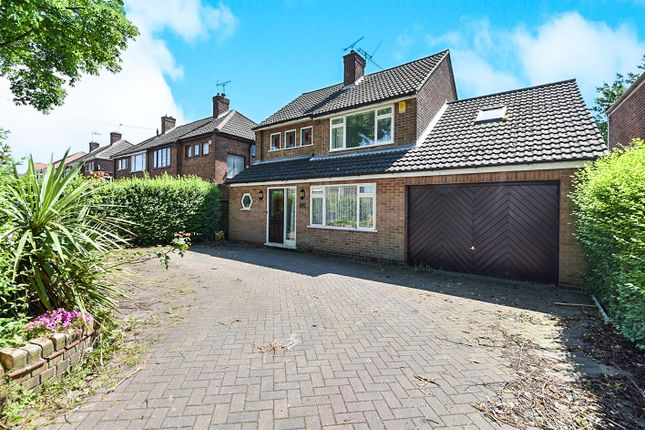 3 bed detached house for sale in Stenson Road, Littleover, Derby