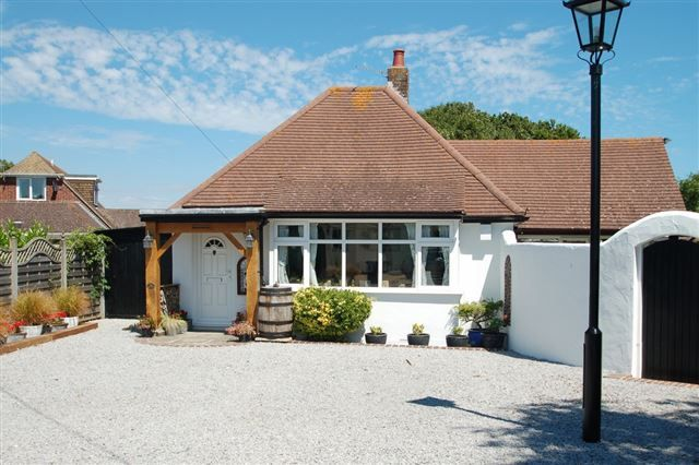 Thumbnail Detached house for sale in Barn Road, East Wittering, Chichester