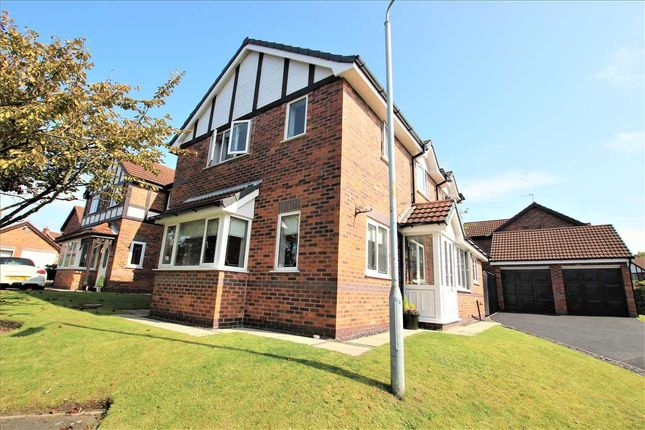 Thumbnail Detached house for sale in Redwood, Westhoughton, Bolton