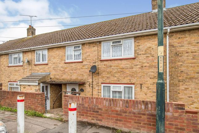 Thumbnail Terraced house for sale in King George Road, Walderslade, Chatham