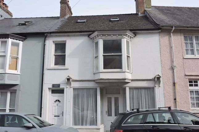 4 bed terraced house for sale in Main Street, Goodwick SA64