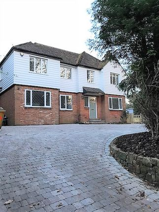 Thumbnail Detached house to rent in Newick Lane, Mayfield, East Sussex
