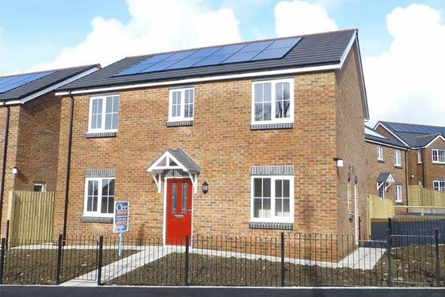Thumbnail Detached house for sale in Plot 3, Colonel Road, Ammanford