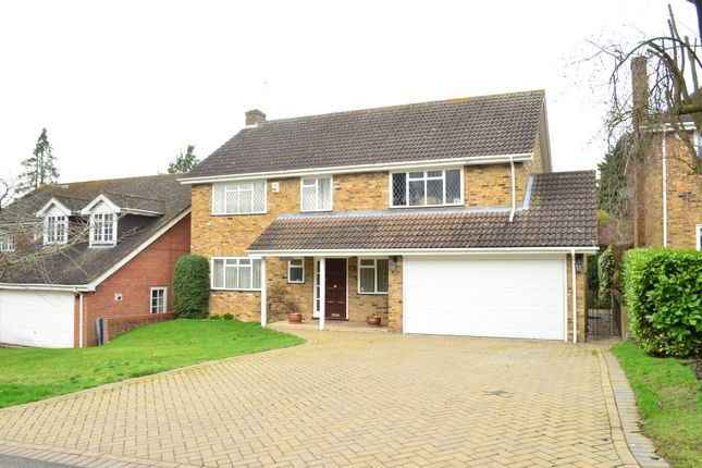Thumbnail Detached house to rent in Wieland Road, Northwood