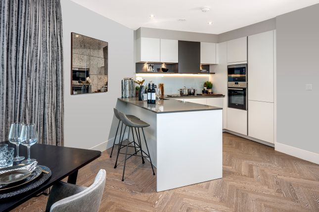 Thumbnail Flat for sale in Caledonian Road, London