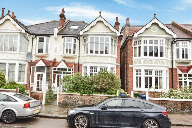 5 bed semi-detached house for sale in Byron Road, London