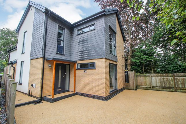 4 bed detached house for sale in Dane Hill Close, Disley SK12