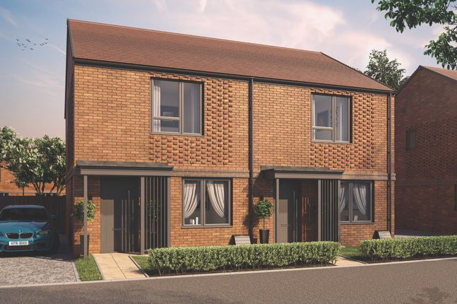 2 bed semi-detached house for sale in Aarons Hill, Godalming, Surrey GU7