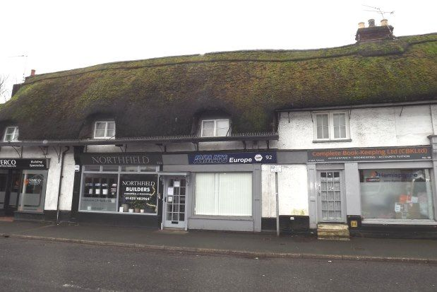 1 bed flat to rent in Christchurch Road, Ringwood BH24