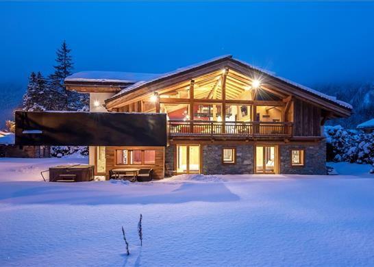 Thumbnail Detached house for sale in Avenue Des Bois, 74400 Chamonix-Mont-Blanc, France