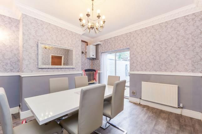 Dining Room of Grenville Street, Dukinfield, Greater Manchester SK16