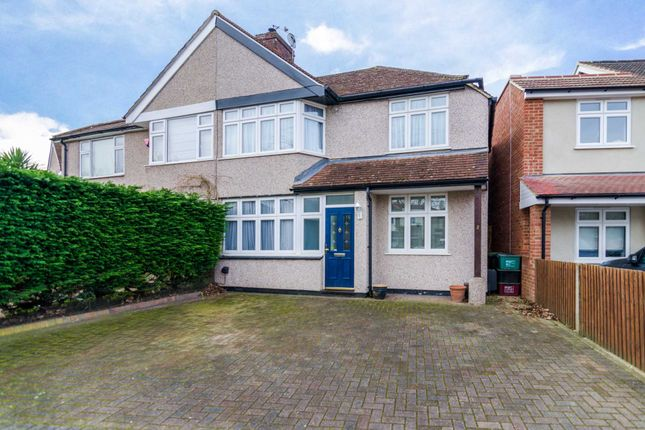 Thumbnail Semi-detached house for sale in Chaucer Road, Sidcup