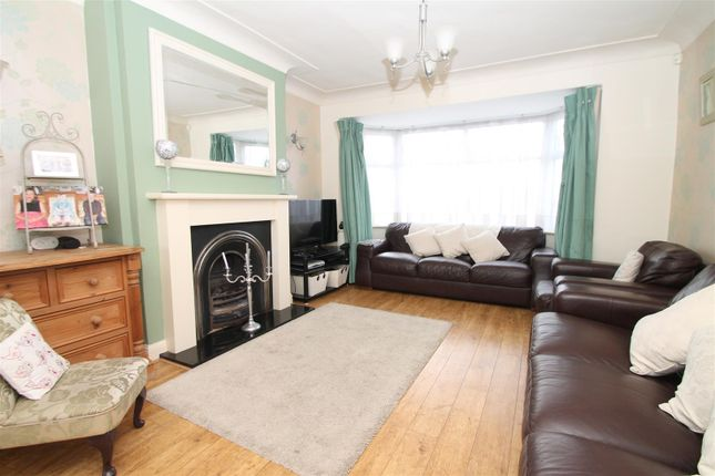 Thumbnail End terrace house for sale in Firs Lane, Palmers Green, London